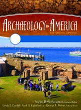Archaeology in America  An Encyclopedia  4 volumes  PDF
