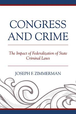 Congress and Crime PDF