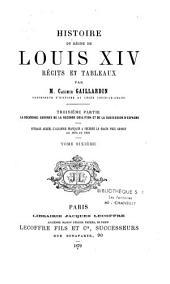 Histoire du règne de Louis XIV