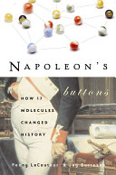 Napoleon s Buttons