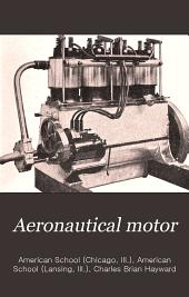 Aeronautical Motor: Instruction Paper