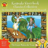Keepsake Storybook Classics Collection Storybook: The Three Billy Goats Gruff and Jack and the Beanstalk