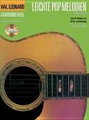 Hal Leonard Gitarrenmethode  Leichte Pop Melodien PDF