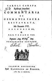 Decreta, Diplomata, Privilegia aliqua, Ex multis quae in favorem Religionis Catholicae & Catholicorum. in Germania emanarunt, Ab anno 1620 usque ad annum 1629