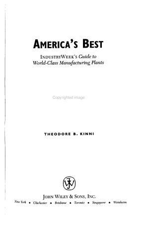 America s Best PDF