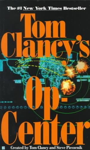 Download Tom Clancy s Op center Book