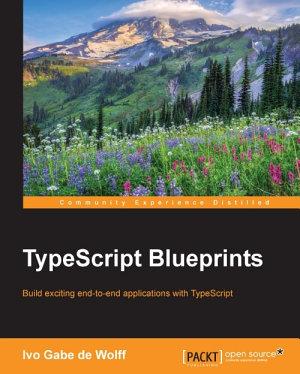 TypeScript Blueprints PDF