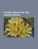 Ethnic Groups in the United States PDF