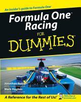 Formula One Racing For Dummies PDF