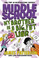 Middle School  My Brother Is a Big  Fat Liar PDF