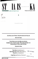 Studia Islamika PDF