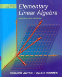 Elementary Linear Algebra  Textbook and Student Solutions Manual PDF
