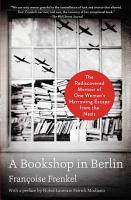 A Bookshop in Berlin PDF
