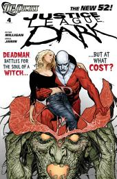 Justice League Dark (2011-) #4
