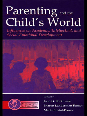 Parenting and the Child s World PDF