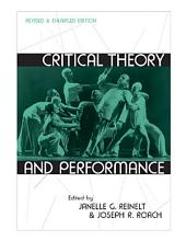 Critical Theory and Performance PDF