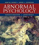 Abnormal Psychology 12th Edition    WileyPLUS   A Student s Guide to DSM 5 PDF