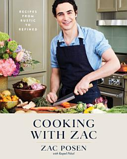 Cooking with Zac Book