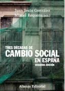 Tres d  cadas de cambio social en Espa  a PDF