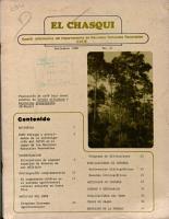 El Chasqui PDF