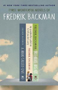 The Fredrik Backman Collection Book