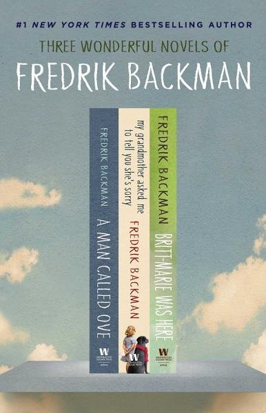 The Fredrik Backman Collection