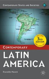 Contemporary Latin America: Edition 3
