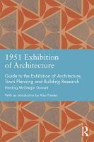 1951 Exhibition of Architecture PDF