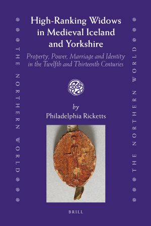 High Ranking Widows in Medieval Iceland and Yorkshire PDF