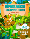 Dinosaur Coloring Book for Kids Age 4- 8