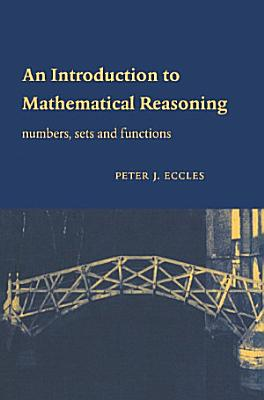 An Introduction to Mathematical Reasoning PDF