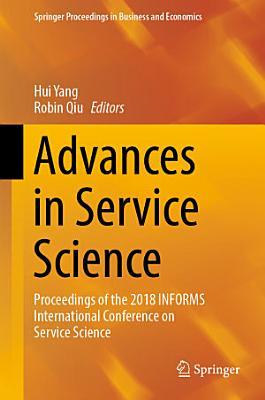 Advances in Service Science PDF