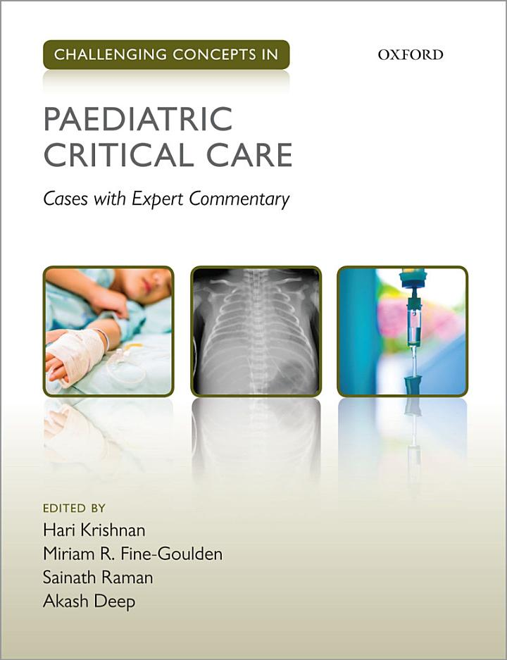 Challenging Concepts in Paediatric Critical Care