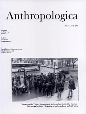 Anthropologica PDF