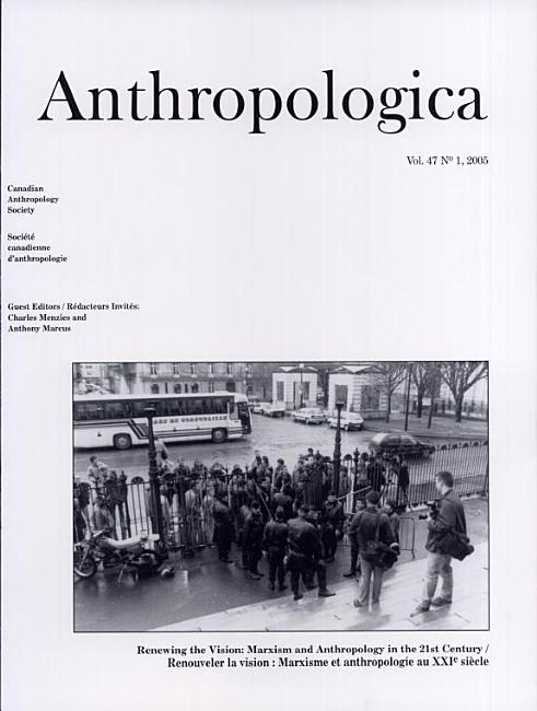 Anthropologica PDF