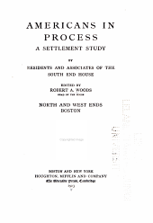 Americans in Process: A Settlement Study