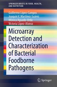 Microarray Detection and Characterization of Bacterial Foodborne Pathogens PDF