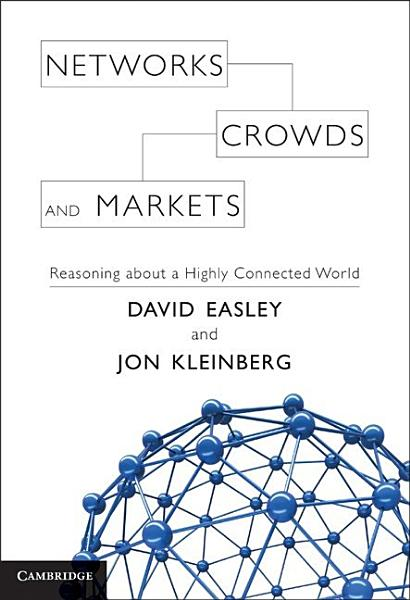 Download Networks  Crowds  and Markets Book