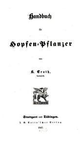 Handbuch für Hopfen-Pflanzer