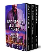 Red Stone Security Series Box Set: Volume 5