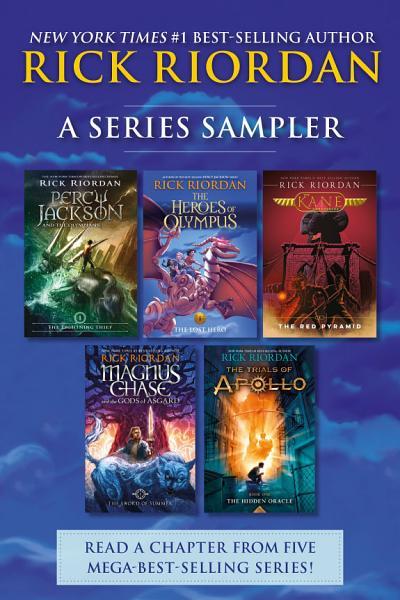 Download Rick Riordan Series Sampler Book