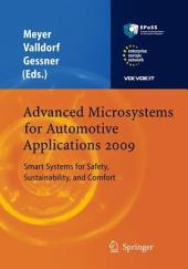 Advanced Microsystems for Automotive Applications 2009: Smart Systems for Safety, Sustainability, and Comfort
