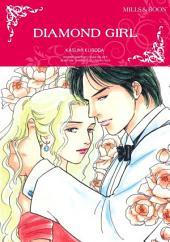 DIAMOND GIRL: Mills & Boon Comics