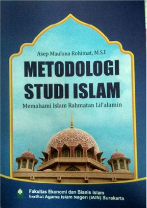 Metodologi Studi Islam PDF