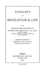 Thoughts on Revelation & Life
