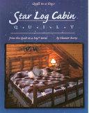 Star Log Cabin Quilt PDF