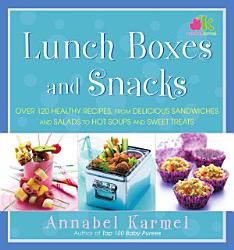 Lunch Boxes And Snacks Book PDF
