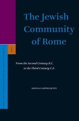 The Jewish community of Rome  electronic resource  PDF