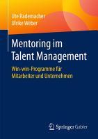 Mentoring im Talent Management PDF
