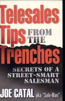 Telesales Tips from the Trenches PDF